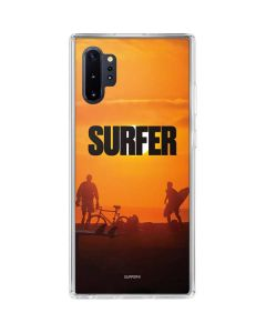 SURFER Magazine Group Galaxy Note 10 Plus Clear Case