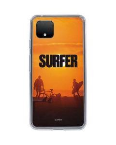 SURFER Magazine Group Google Pixel 4 XL Clear Case