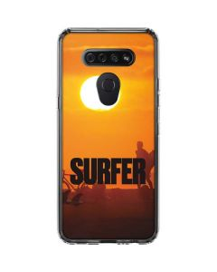 SURFER Magazine Group LG K51/Q51 Clear Case