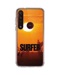 SURFER Magazine Group Moto G8 Plus Clear Case