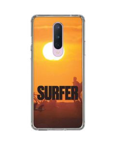 SURFER Magazine Group OnePlus 8 Clear Case