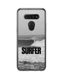 SURFER Magazine LG K51/Q51 Clear Case
