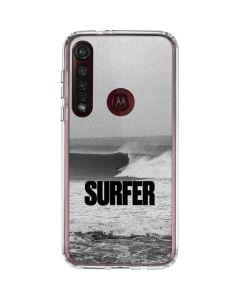 SURFER Magazine Moto G8 Plus Clear Case