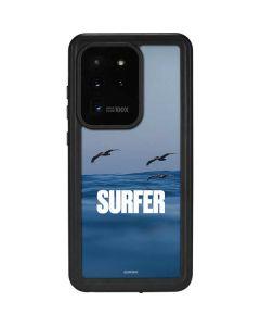 SURFER Magazine Pelicans Galaxy S20 Ultra 5G Waterproof Case