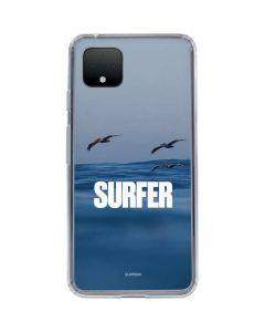 SURFER Magazine Pelicans Google Pixel 4 XL Clear Case