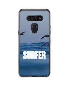 SURFER Magazine Pelicans LG K51/Q51 Clear Case