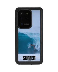 SURFER Magazine Riding A Wave Galaxy S20 Ultra 5G Waterproof Case