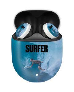 SURFER Magazine Riding A Wave Google Pixel Buds Skin