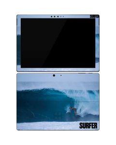 SURFER Magazine Riding A Wave Surface Pro 7 Skin