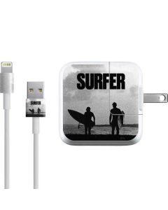 SURFER Magazine Silhouettes iPad Charger (10W USB) Skin
