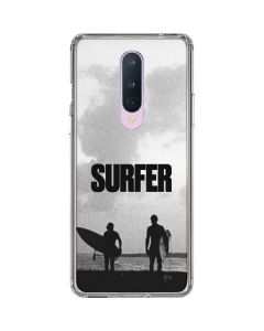 SURFER Magazine Silhouettes OnePlus 8 Clear Case