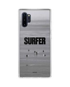 SURFER Magazine Stillness Galaxy Note 10 Plus Clear Case