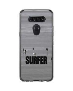SURFER Magazine Stillness LG K51/Q51 Clear Case