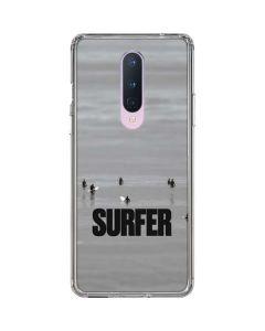 SURFER Magazine Stillness OnePlus 8 Clear Case