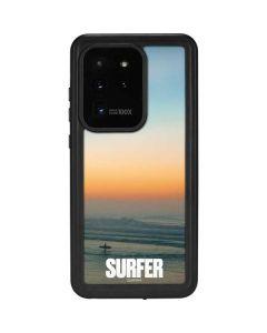 SURFER Magazine Sunrise Galaxy S20 Ultra 5G Waterproof Case