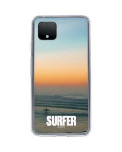 SURFER Magazine Sunrise Google Pixel 4 Clear Case
