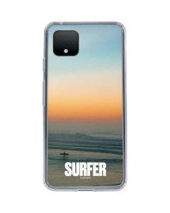 SURFER Magazine Sunrise Google Pixel 4 XL Clear Case