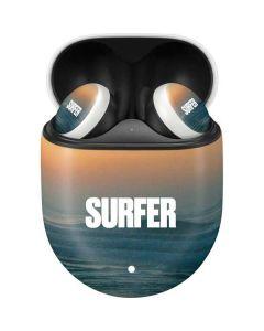 SURFER Magazine Sunrise Google Pixel Buds Skin