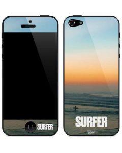 SURFER Magazine Sunrise iPhone 5/5s/5SE Skin