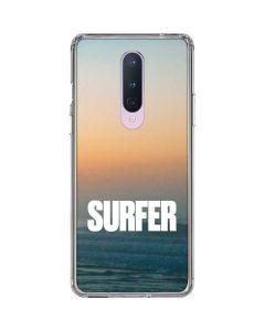SURFER Magazine Sunrise OnePlus 8 Clear Case