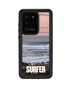 SURFER Magazine Sunset Galaxy S20 Ultra 5G Waterproof Case