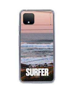 SURFER Magazine Sunset Google Pixel 4 Clear Case