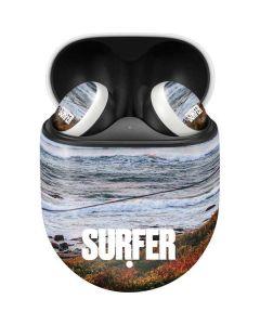 SURFER Magazine Sunset Google Pixel Buds Skin