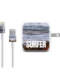 SURFER Magazine Sunset iPad Charger (10W USB) Skin