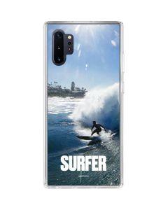 SURFER Magazine Surfer Galaxy Note 10 Plus Clear Case