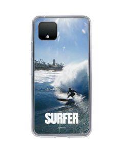 SURFER Magazine Surfer Google Pixel 4 XL Clear Case