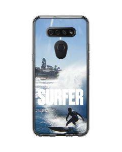 SURFER Magazine Surfer LG K51/Q51 Clear Case