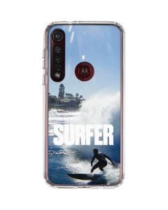 SURFER Magazine Surfer Moto G8 Plus Clear Case