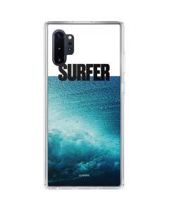 SURFER Magazine Underwater Galaxy Note 10 Plus Clear Case