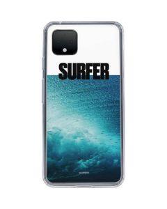 SURFER Magazine Underwater Google Pixel 4 Clear Case