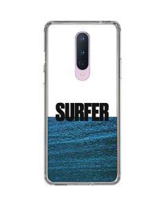 SURFER Magazine Underwater OnePlus 8 Clear Case