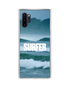 SURFER Magazine Waves Galaxy Note 10 Plus Clear Case