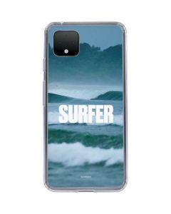 SURFER Magazine Waves Google Pixel 4 Clear Case