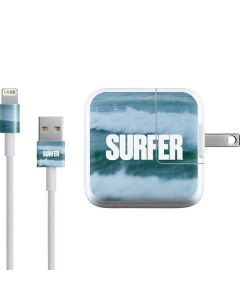 SURFER Magazine Waves iPad Charger (10W USB) Skin