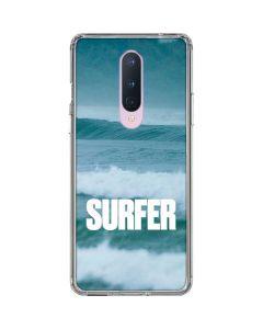 SURFER Magazine Waves OnePlus 8 Clear Case