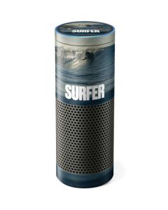 SURFER Waiting On A Wave Amazon Echo Skin