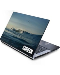 SURFER Waiting On A Wave Generic Laptop Skin