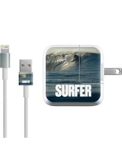 SURFER Waiting On A Wave iPad Charger (10W USB) Skin