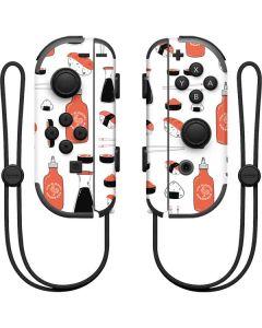 Sushi Nintendo Joy-Con (L/R) Controller Skin