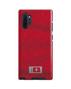Switzerland Soccer Flag Galaxy Note 10 Plus Pro Case