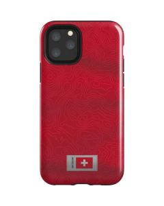 Switzerland Soccer Flag iPhone 11 Pro Impact Case