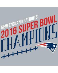 New England Patriots 2016 Super Bowl LI Champions Apple TV Skin