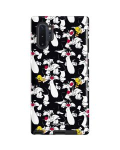 Sylvester and Tweety Super Sized Galaxy Note 10 Plus Pro Case