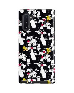 Sylvester and Tweety Super Sized Galaxy Note 10 Pro Case