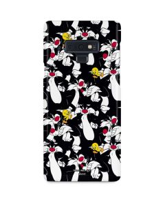 Sylvester and Tweety Super Sized Galaxy Note 9 Lite Case
