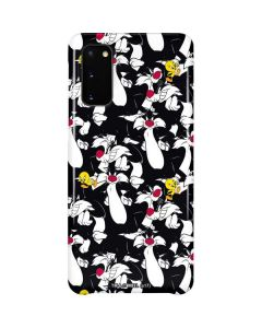 Sylvester and Tweety Super Sized Galaxy S20 Lite Case
